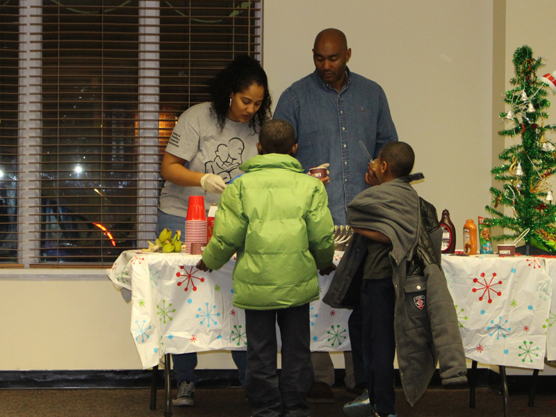 2016 New Castle CLC Holiday Social