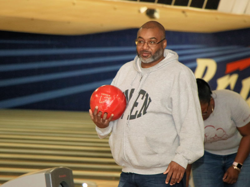 2018 Kent County Bowling with Dad