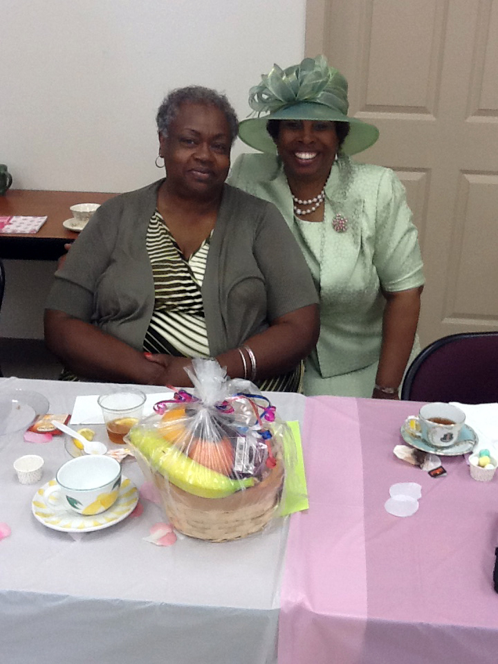 Sussex County Mother's Day Tea 2014