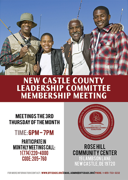 DFFC New Castle County Event Calendar